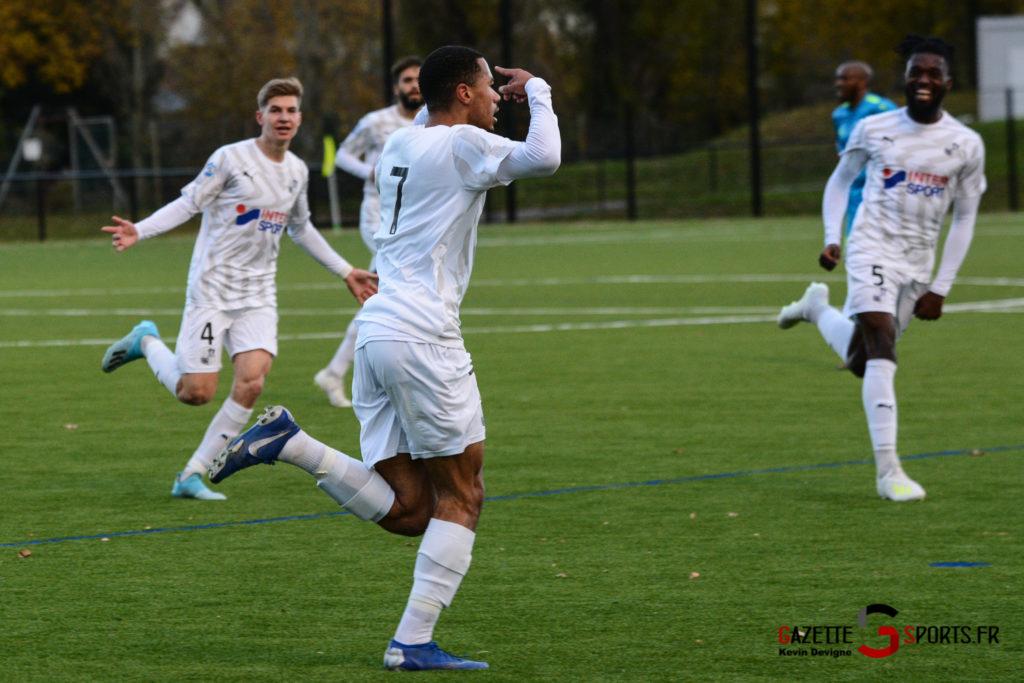 Football Amiens Sc B Vs Vimy Kevin Devigne 33