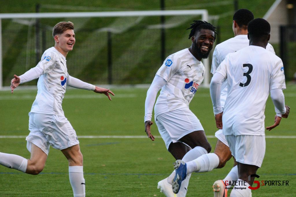 Football Amiens Sc B Vs Vimy Kevin Devigne 34