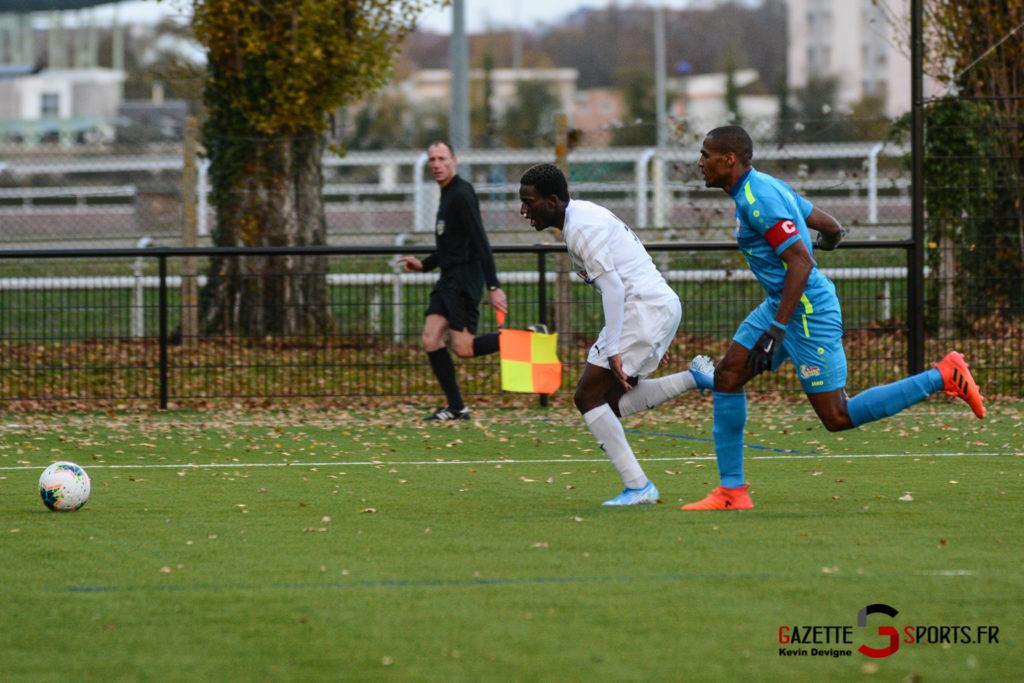 Football Amiens Sc B Vs Vimy Kevin Devigne 36