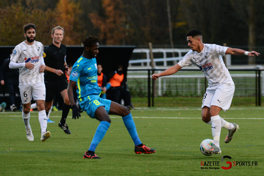 Football Amiens Sc B Vs Vimy Kevin Devigne 37