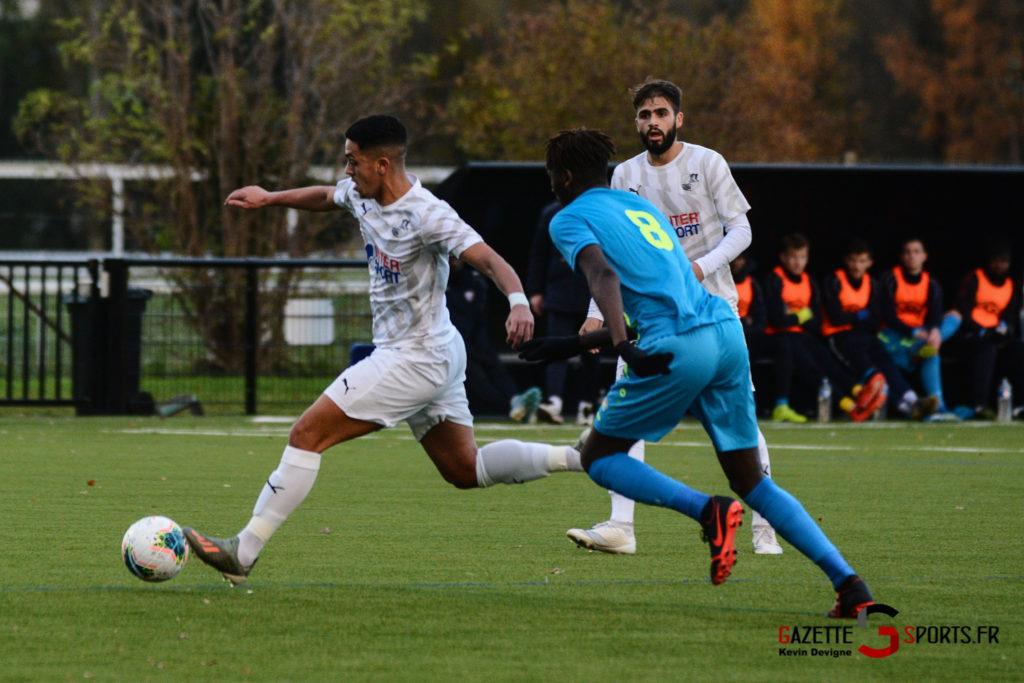 Football Amiens Sc B Vs Vimy Kevin Devigne 38