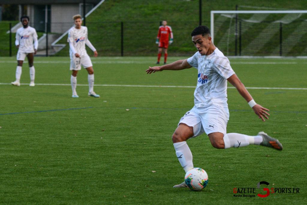 Football Amiens Sc B Vs Vimy Kevin Devigne 39