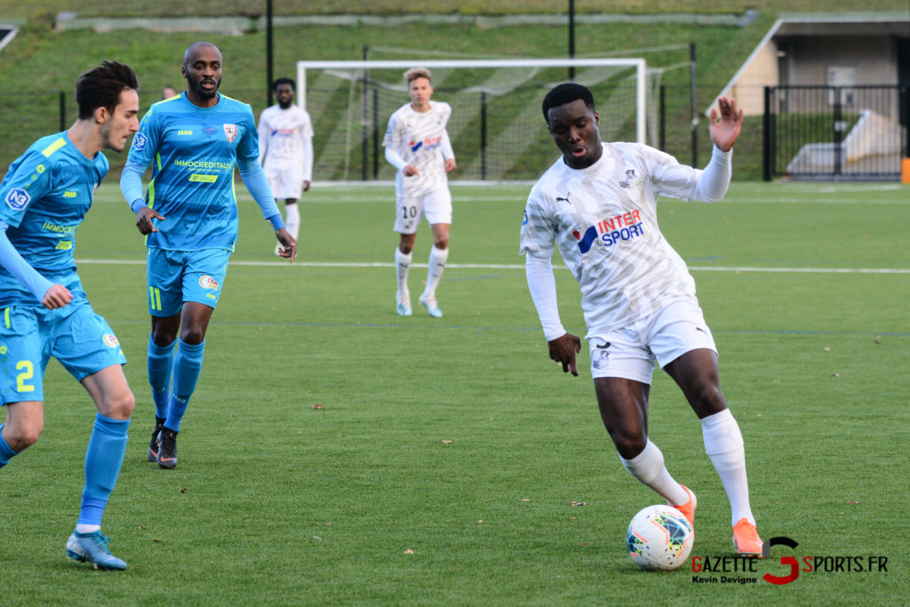 Football Amiens Sc B Vs Vimy Kevin Devigne 4