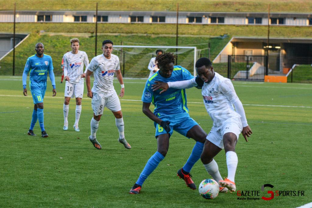 Football Amiens Sc B Vs Vimy Kevin Devigne 40