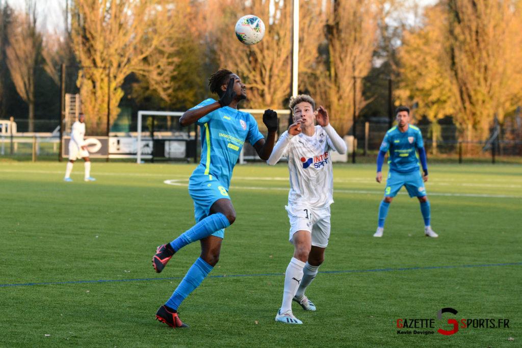 Football Amiens Sc B Vs Vimy Kevin Devigne 41