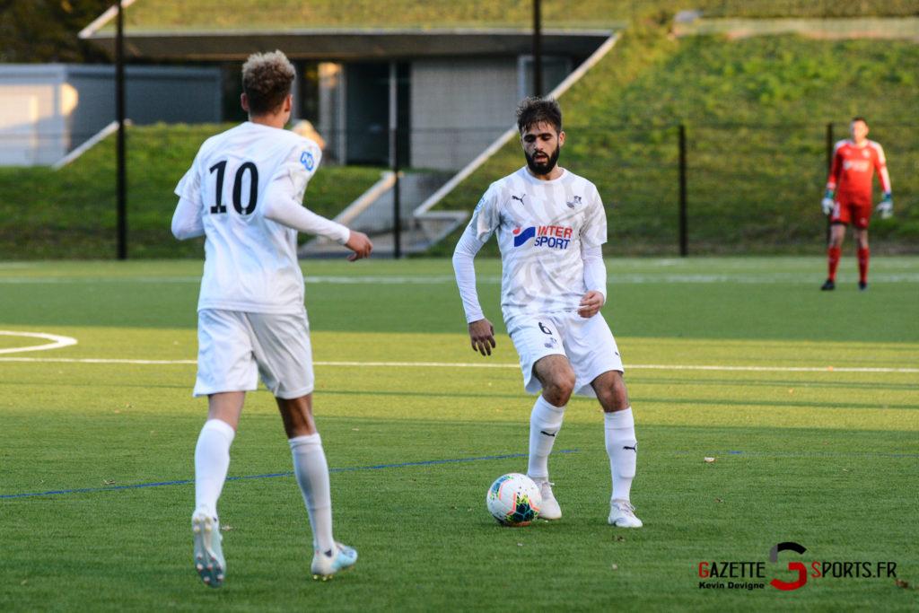 Football Amiens Sc B Vs Vimy Kevin Devigne 42