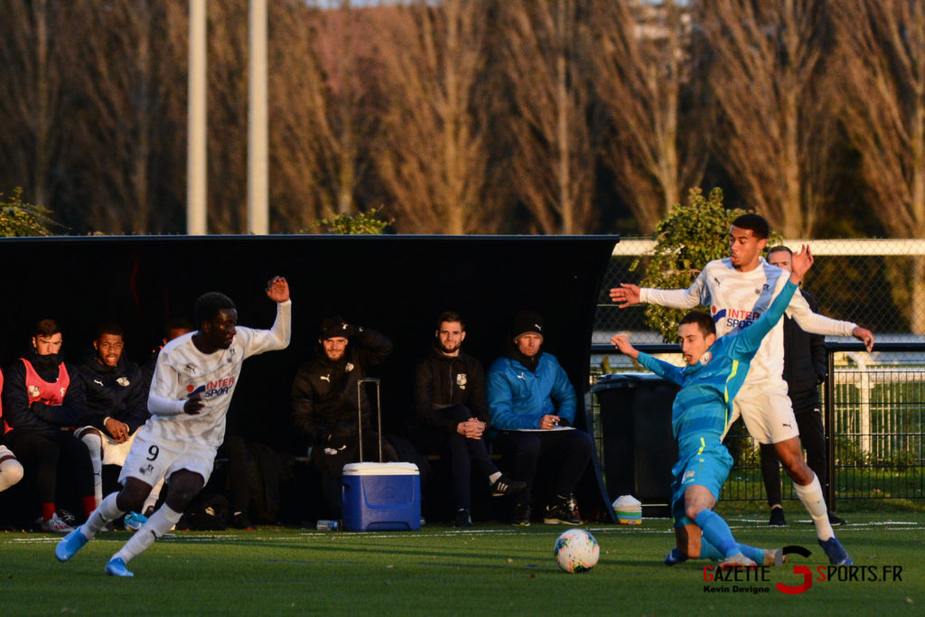 Football Amiens Sc B Vs Vimy Kevin Devigne 43