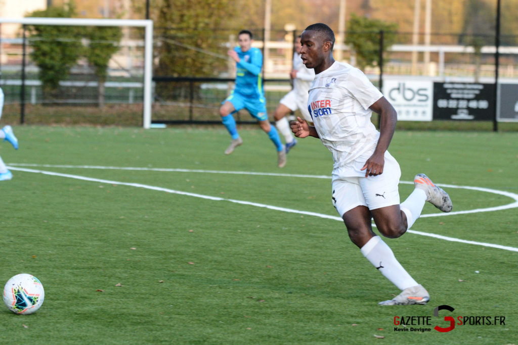 Football Amiens Sc B Vs Vimy Kevin Devigne 46