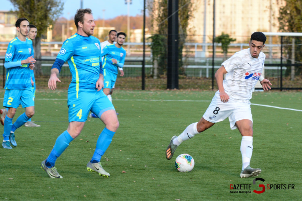 Football Amiens Sc B Vs Vimy Kevin Devigne 47