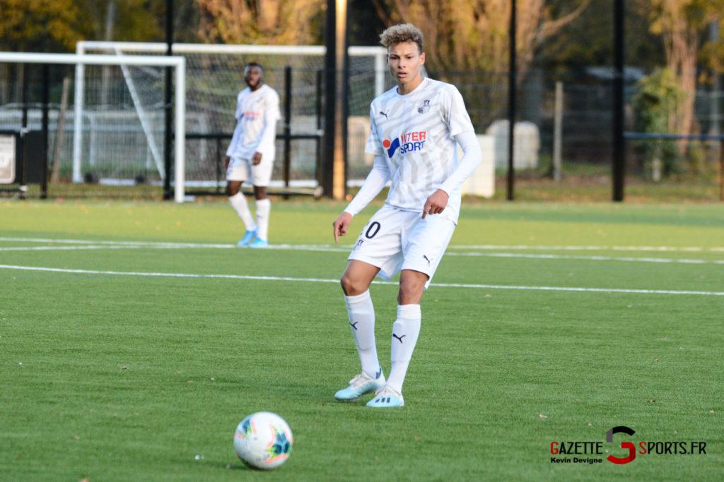 Football Amiens Sc B Vs Vimy Kevin Devigne 48