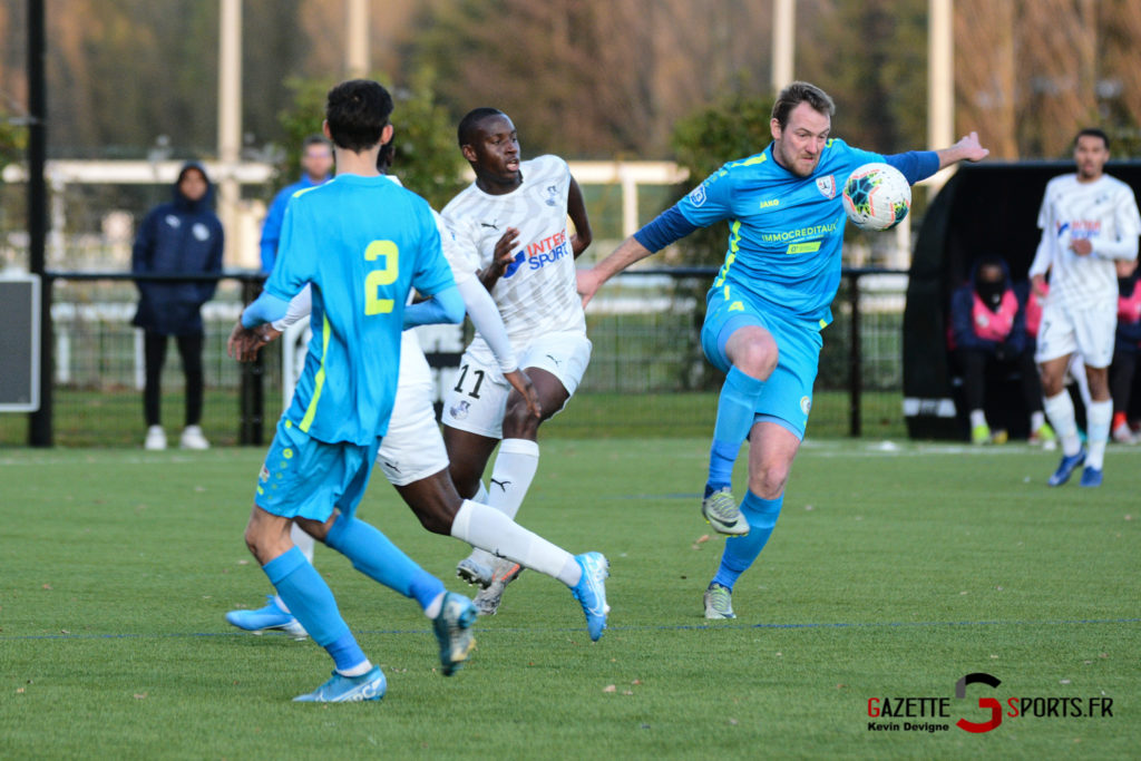 Football Amiens Sc B Vs Vimy Kevin Devigne 49
