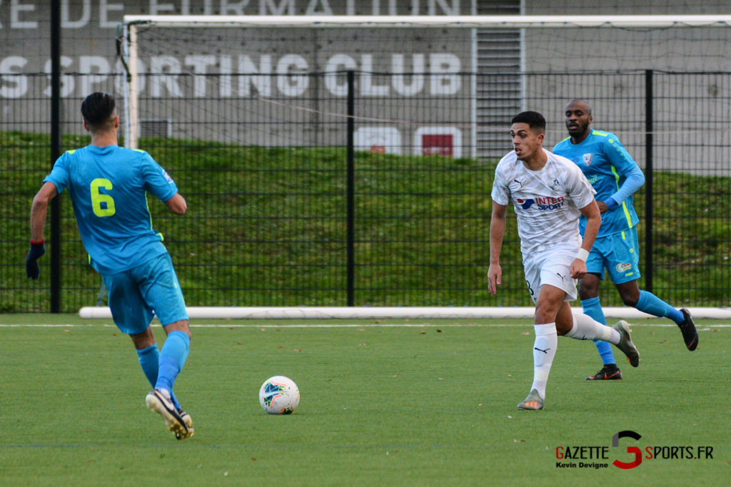 Football Amiens Sc B Vs Vimy Kevin Devigne 5