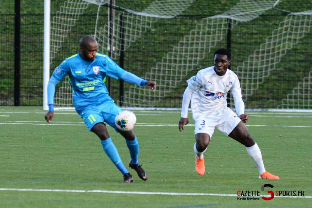 Football Amiens Sc B Vs Vimy Kevin Devigne 50