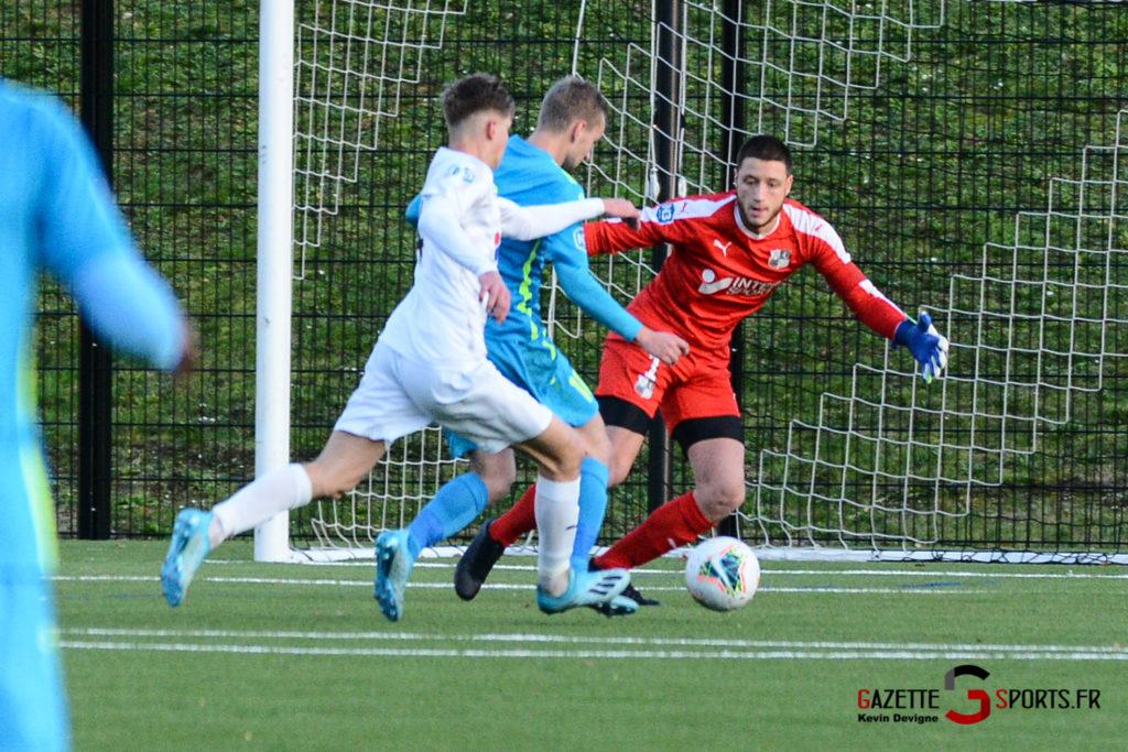 Football Amiens Sc B Vs Vimy Kevin Devigne 51