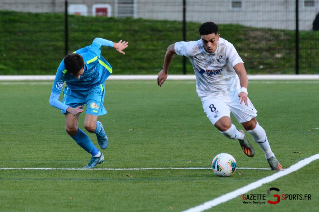 Football Amiens Sc B Vs Vimy Kevin Devigne 53