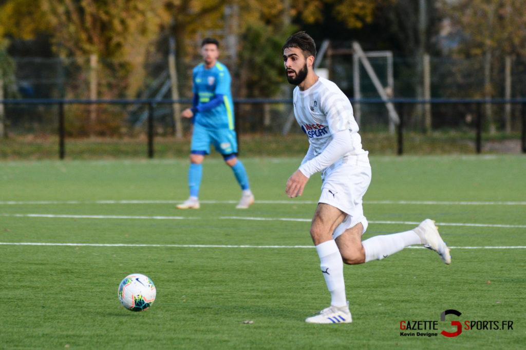 Football Amiens Sc B Vs Vimy Kevin Devigne 57