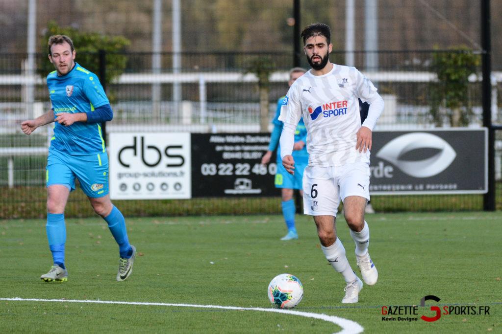 Football Amiens Sc B Vs Vimy Kevin Devigne 58