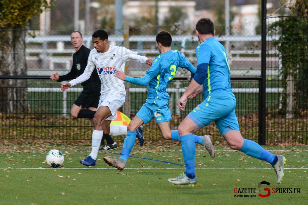Football Amiens Sc B Vs Vimy Kevin Devigne 59