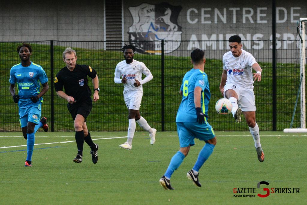 Football Amiens Sc B Vs Vimy Kevin Devigne 6
