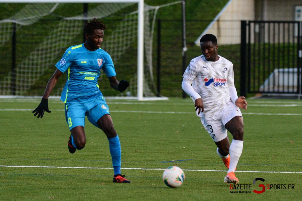 Football Amiens Sc B Vs Vimy Kevin Devigne 60