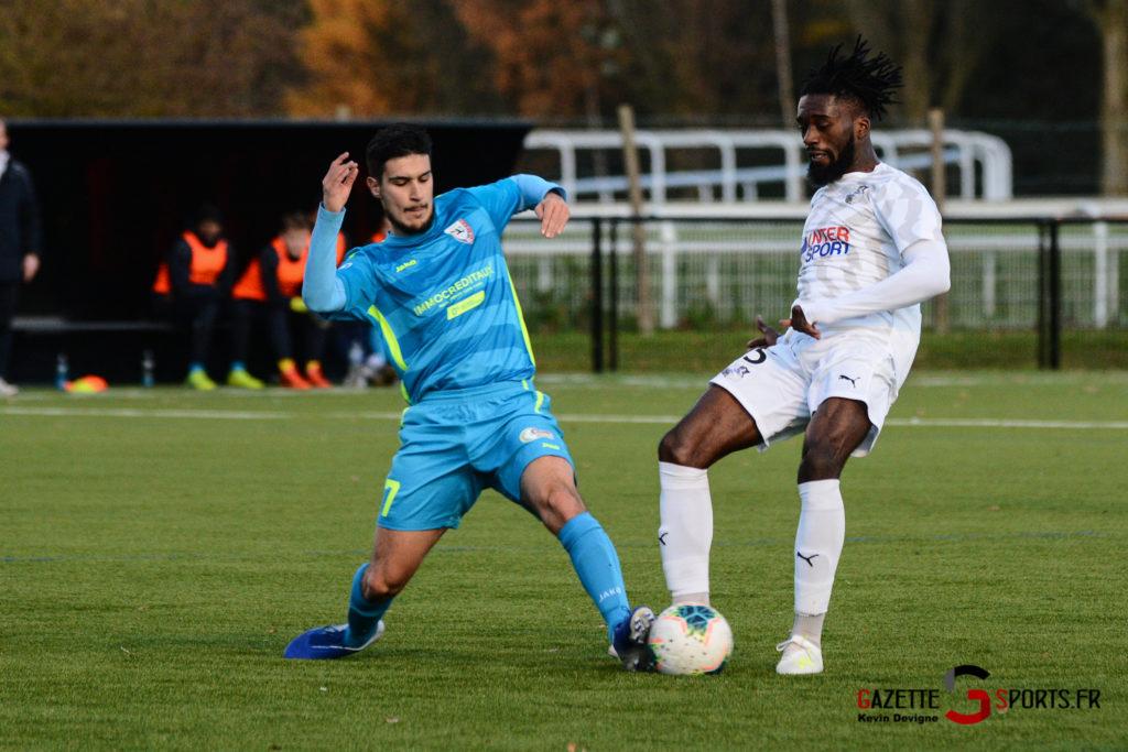 Football Amiens Sc B Vs Vimy Kevin Devigne 62