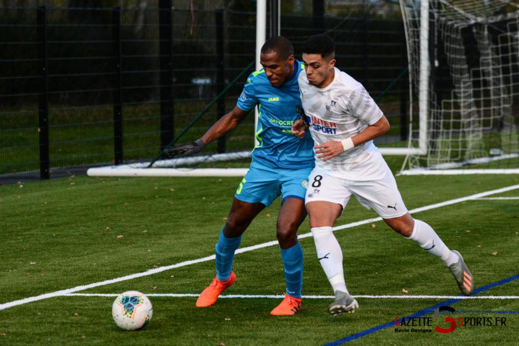 Football Amiens Sc B Vs Vimy Kevin Devigne 63