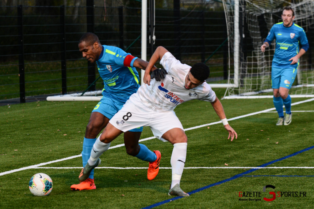 Football Amiens Sc B Vs Vimy Kevin Devigne 64