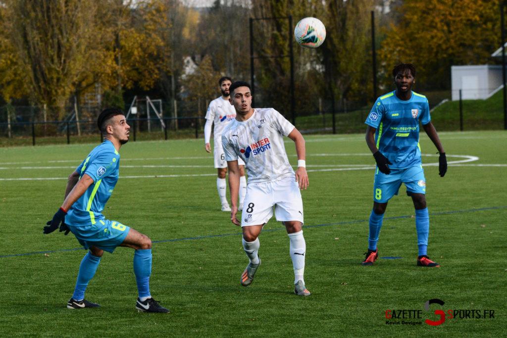 Football Amiens Sc B Vs Vimy Kevin Devigne 65