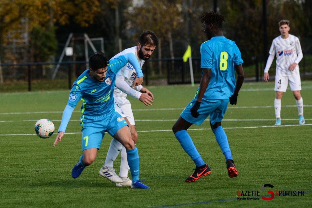 Football Amiens Sc B Vs Vimy Kevin Devigne 66