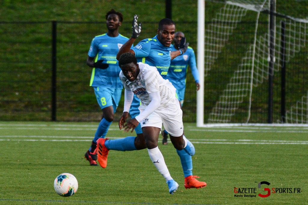 Football Amiens Sc B Vs Vimy Kevin Devigne 67
