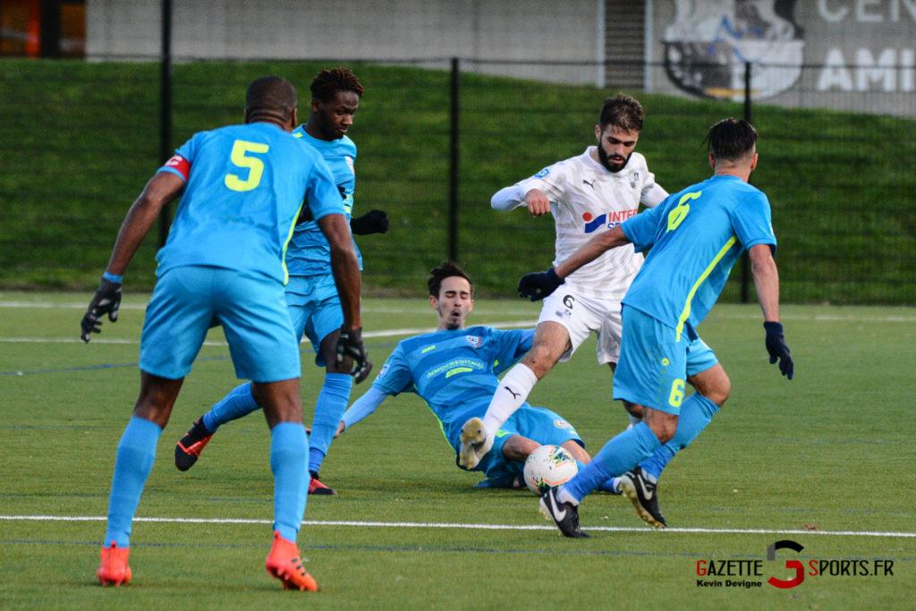 Football Amiens Sc B Vs Vimy Kevin Devigne 68
