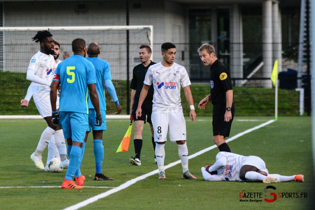 Football Amiens Sc B Vs Vimy Kevin Devigne 69