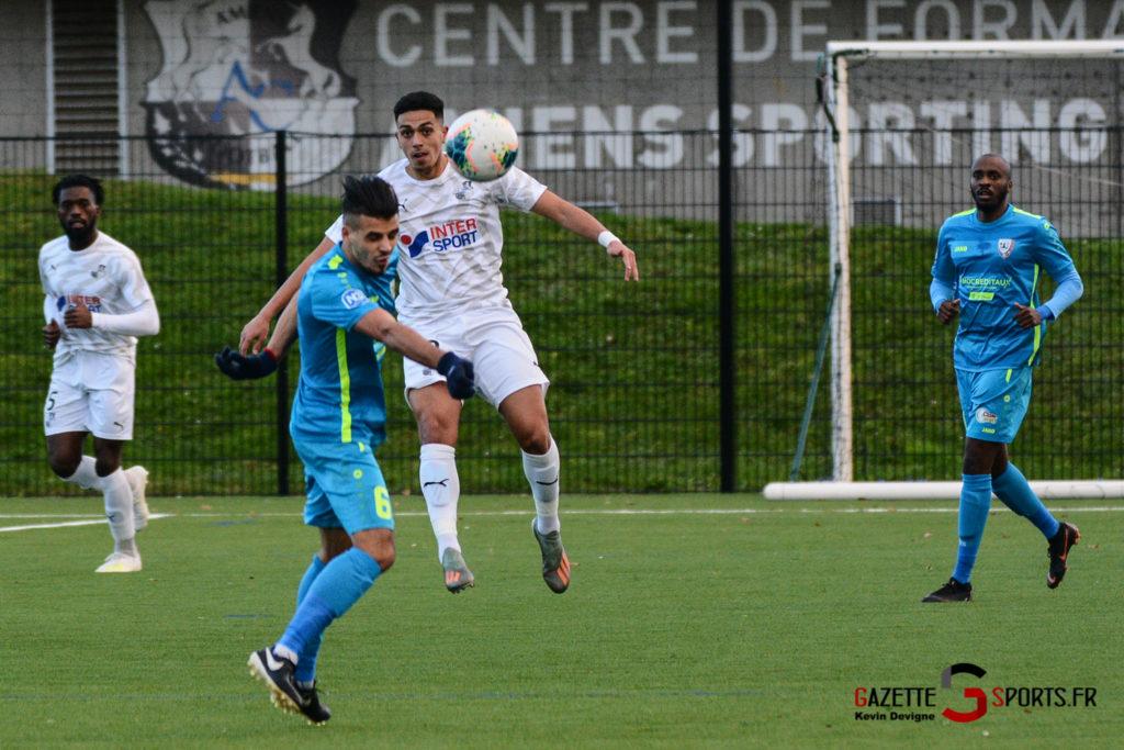 Football Amiens Sc B Vs Vimy Kevin Devigne 7