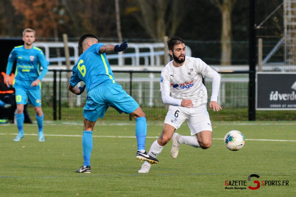 Football Amiens Sc B Vs Vimy Kevin Devigne 70