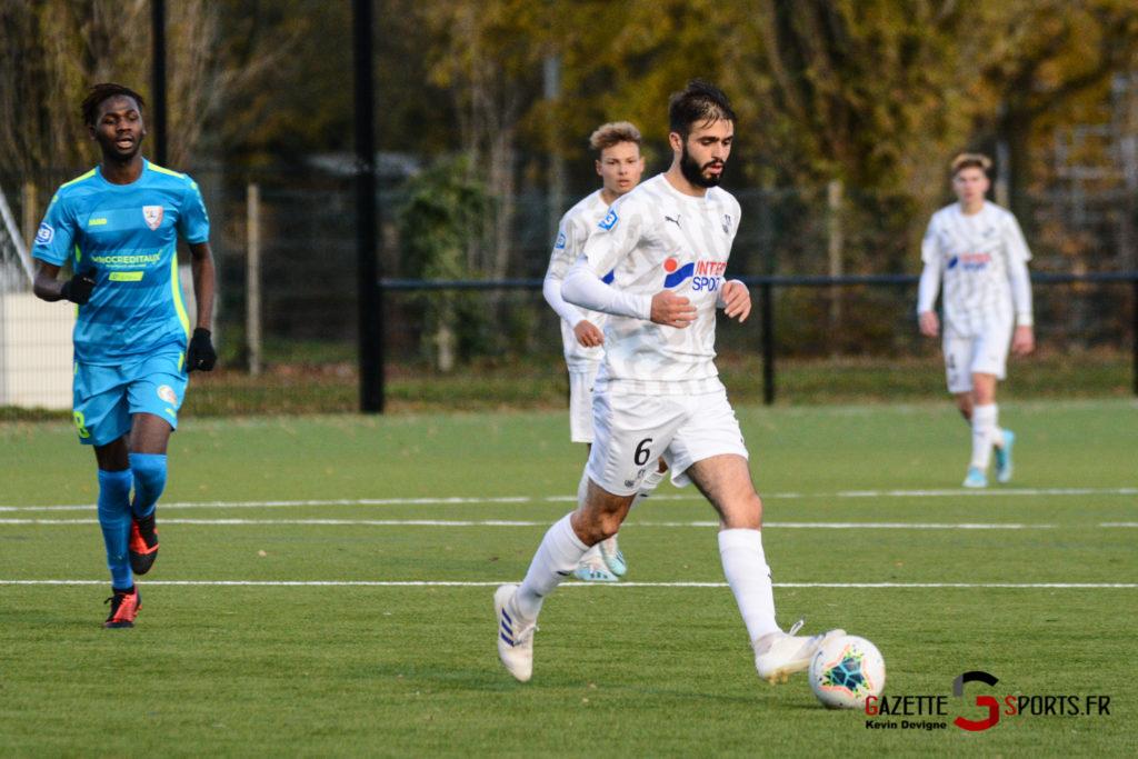 Football Amiens Sc B Vs Vimy Kevin Devigne 71