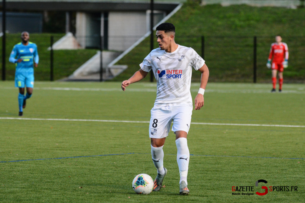 Football Amiens Sc B Vs Vimy Kevin Devigne 72