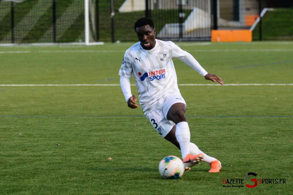 Football Amiens Sc B Vs Vimy Kevin Devigne 73