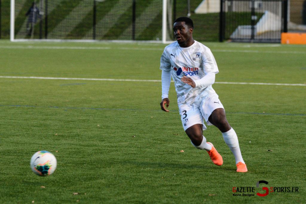 Football Amiens Sc B Vs Vimy Kevin Devigne 74