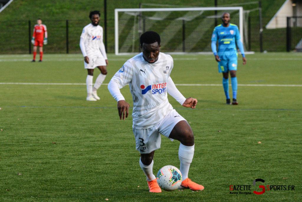 Football Amiens Sc B Vs Vimy Kevin Devigne 75