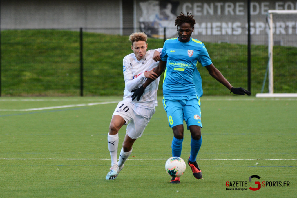 Football Amiens Sc B Vs Vimy Kevin Devigne 8