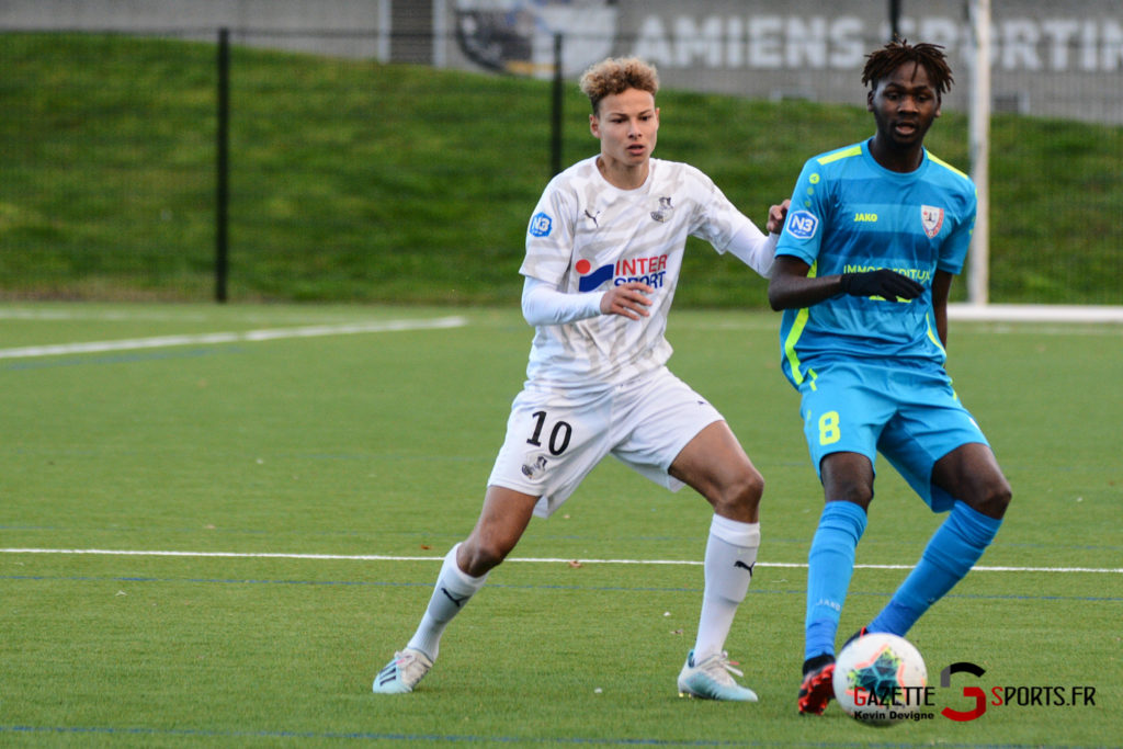 Football Amiens Sc B Vs Vimy Kevin Devigne 9