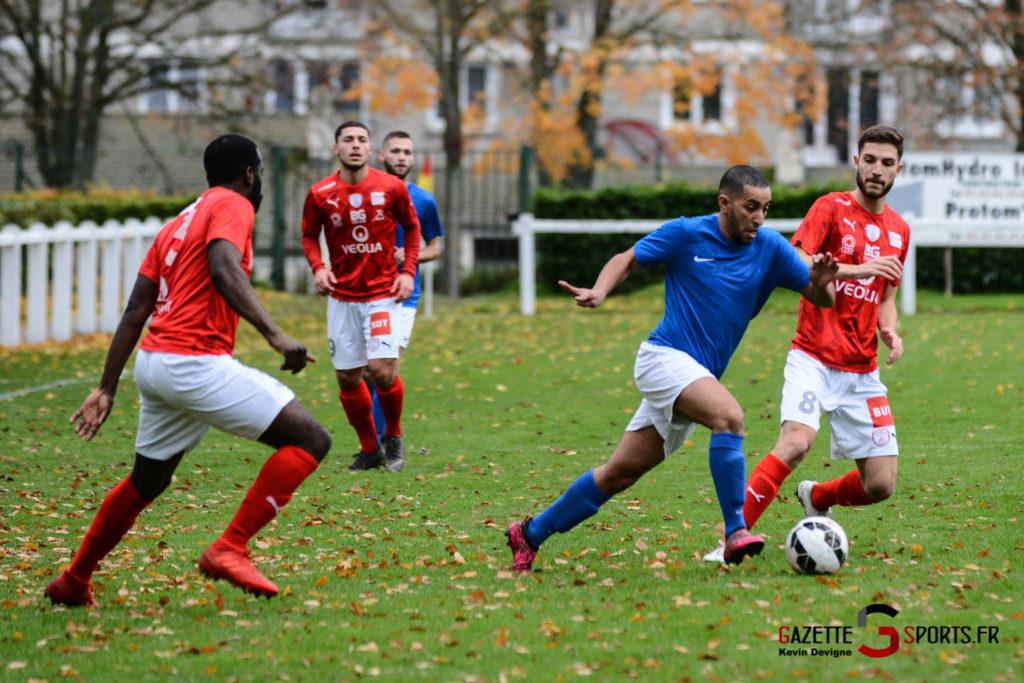 Football Montieres Vs Beauvais B Kevin Devigne 10