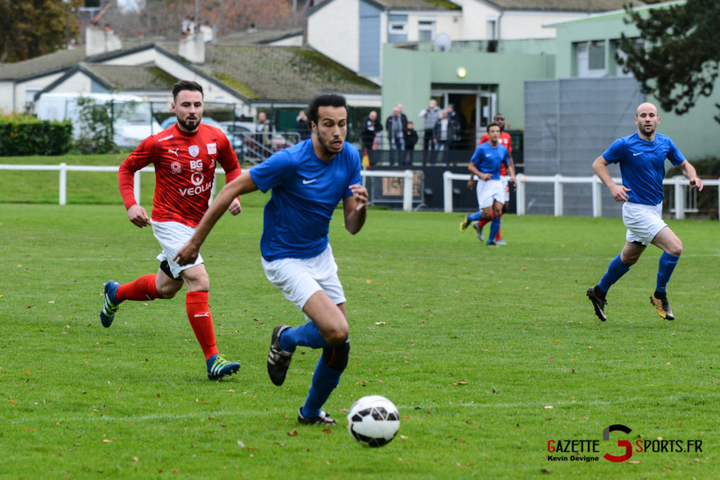 Football Montieres Vs Beauvais B Kevin Devigne 12