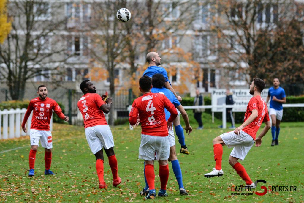 Football Montieres Vs Beauvais B Kevin Devigne 13