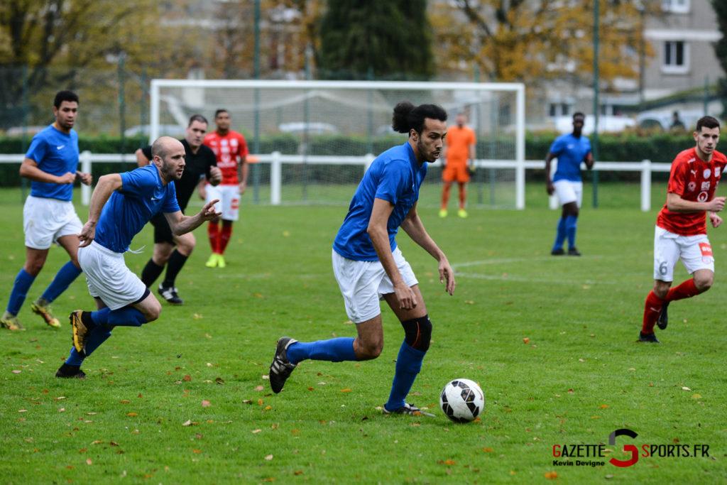 Football Montieres Vs Beauvais B Kevin Devigne 15