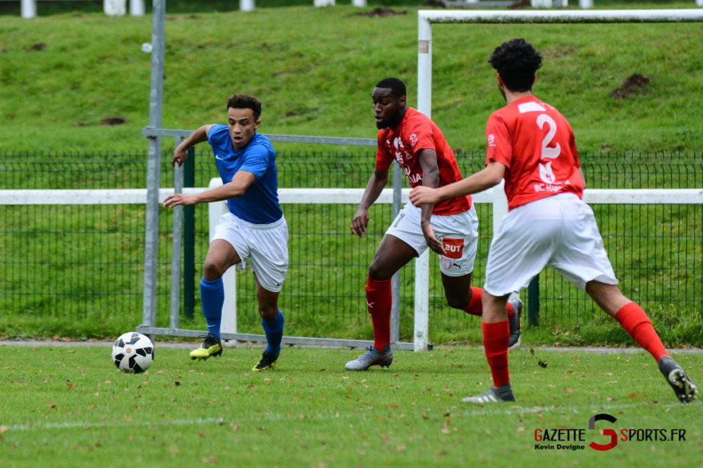 Football Montieres Vs Beauvais B Kevin Devigne 16