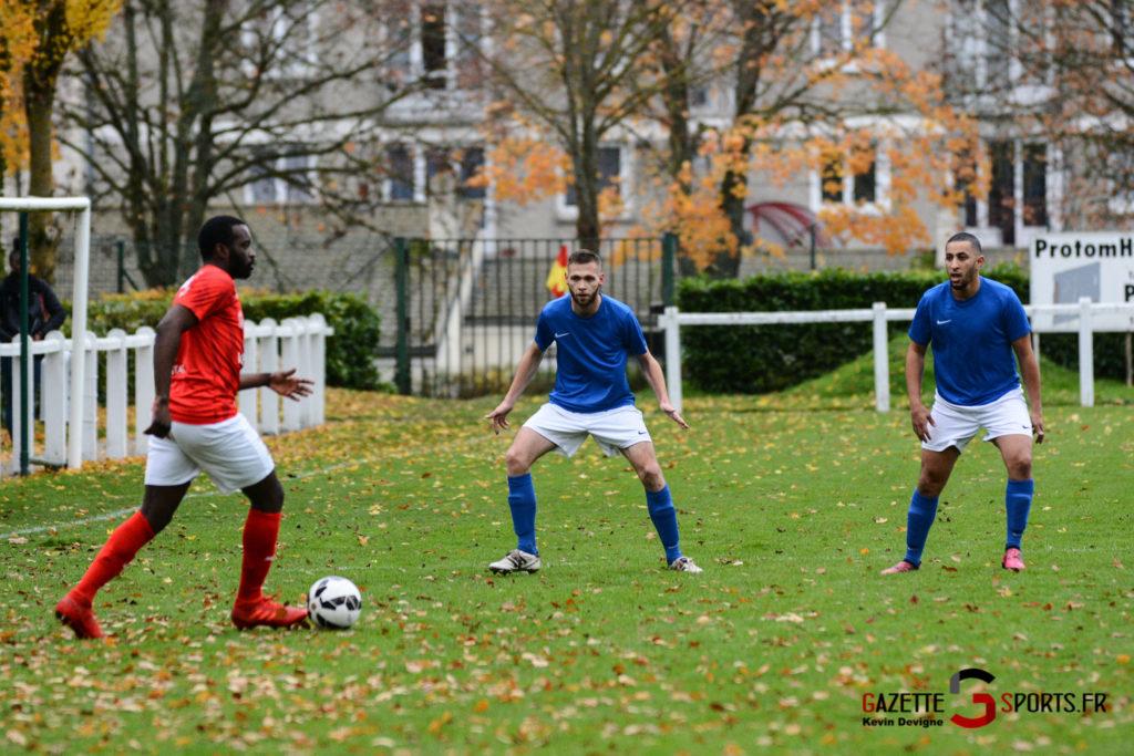 Football Montieres Vs Beauvais B Kevin Devigne 17