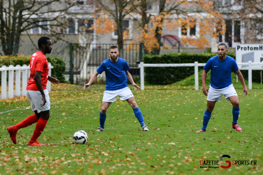 Football Montieres Vs Beauvais B Kevin Devigne 18