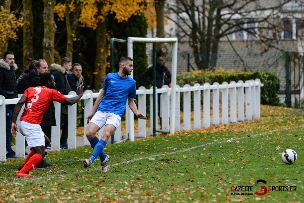 Football Montieres Vs Beauvais B Kevin Devigne 19