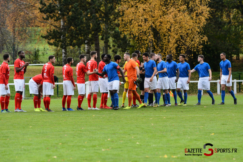 Football Montieres Vs Beauvais B Kevin Devigne 2